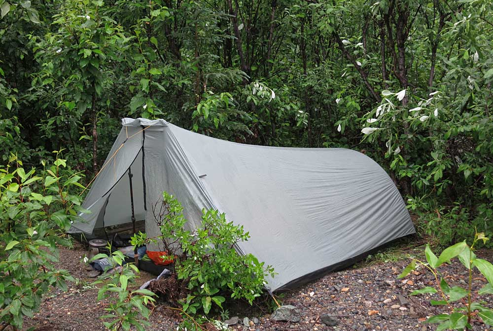 BACKPACKING TENT tips