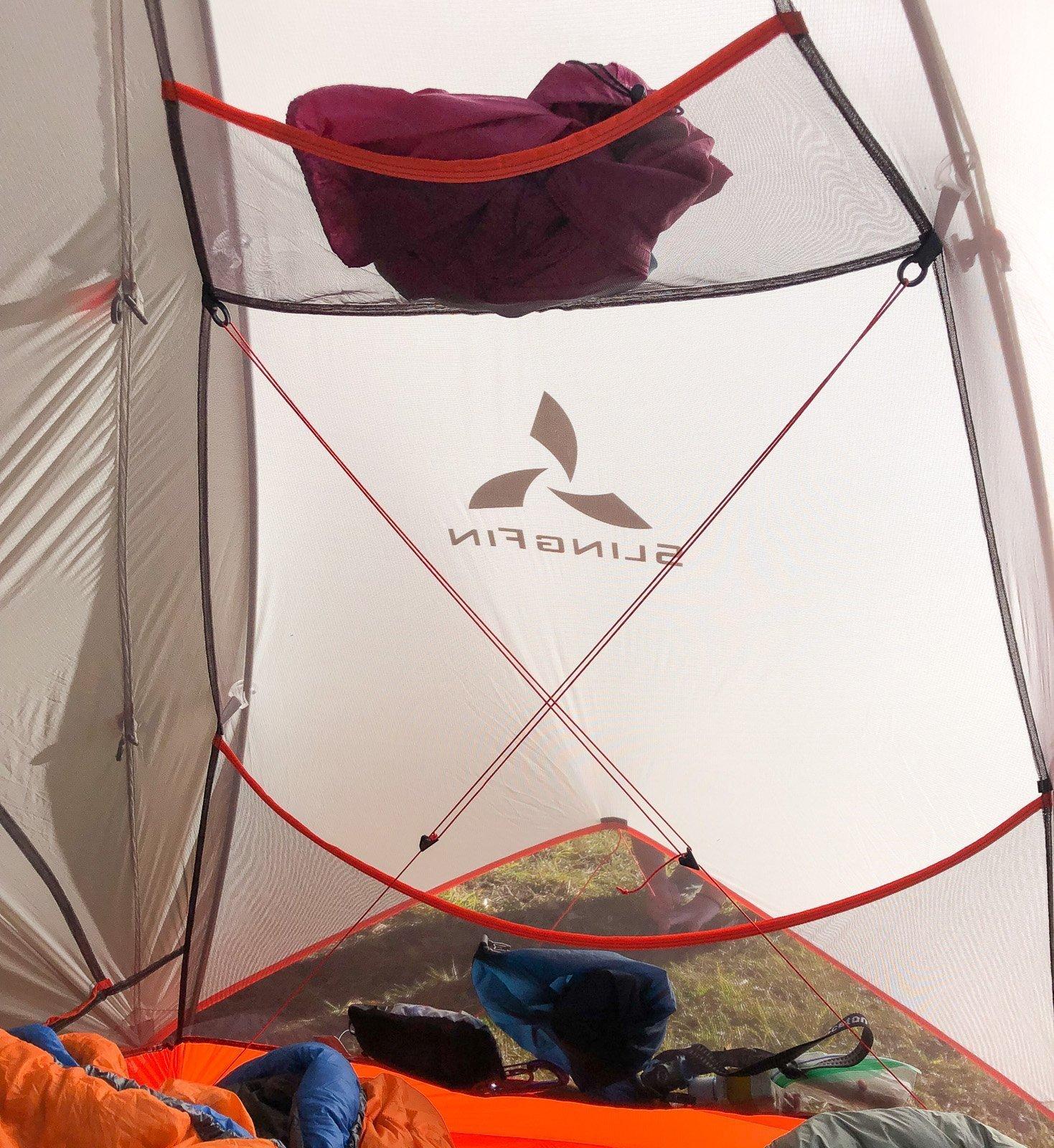 SlingFin Portal Tent