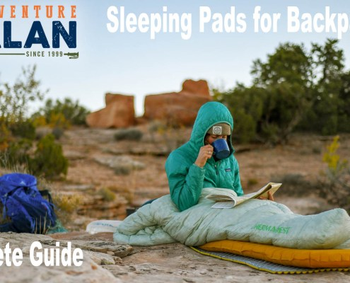 best sleeping pad backpacking