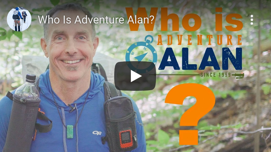 Who is Adventure Alan?