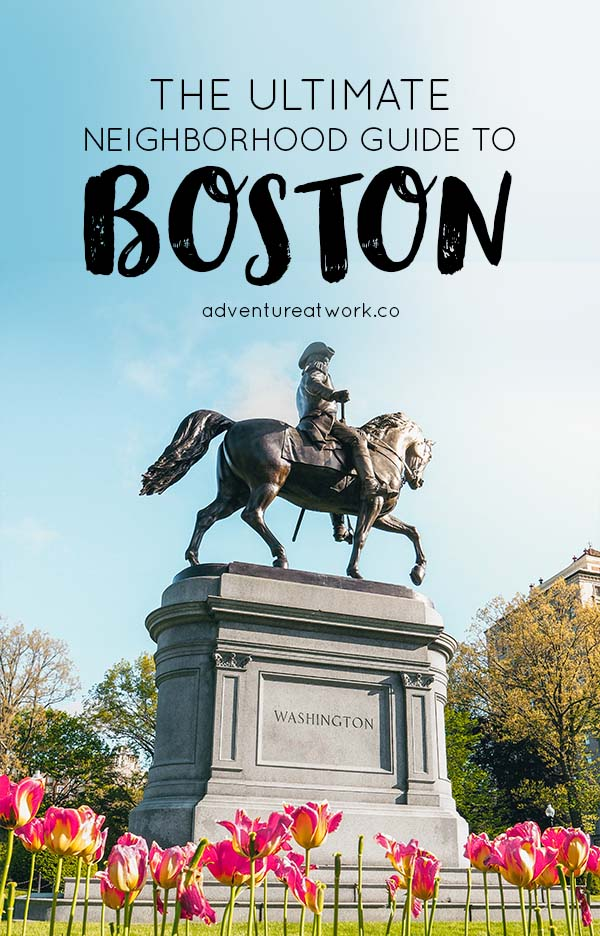 Heading to Boston soon? Here are the best things to do and the best things to eat in Boston, organized by neighborhood in this Neighborhood Guide to Boston.