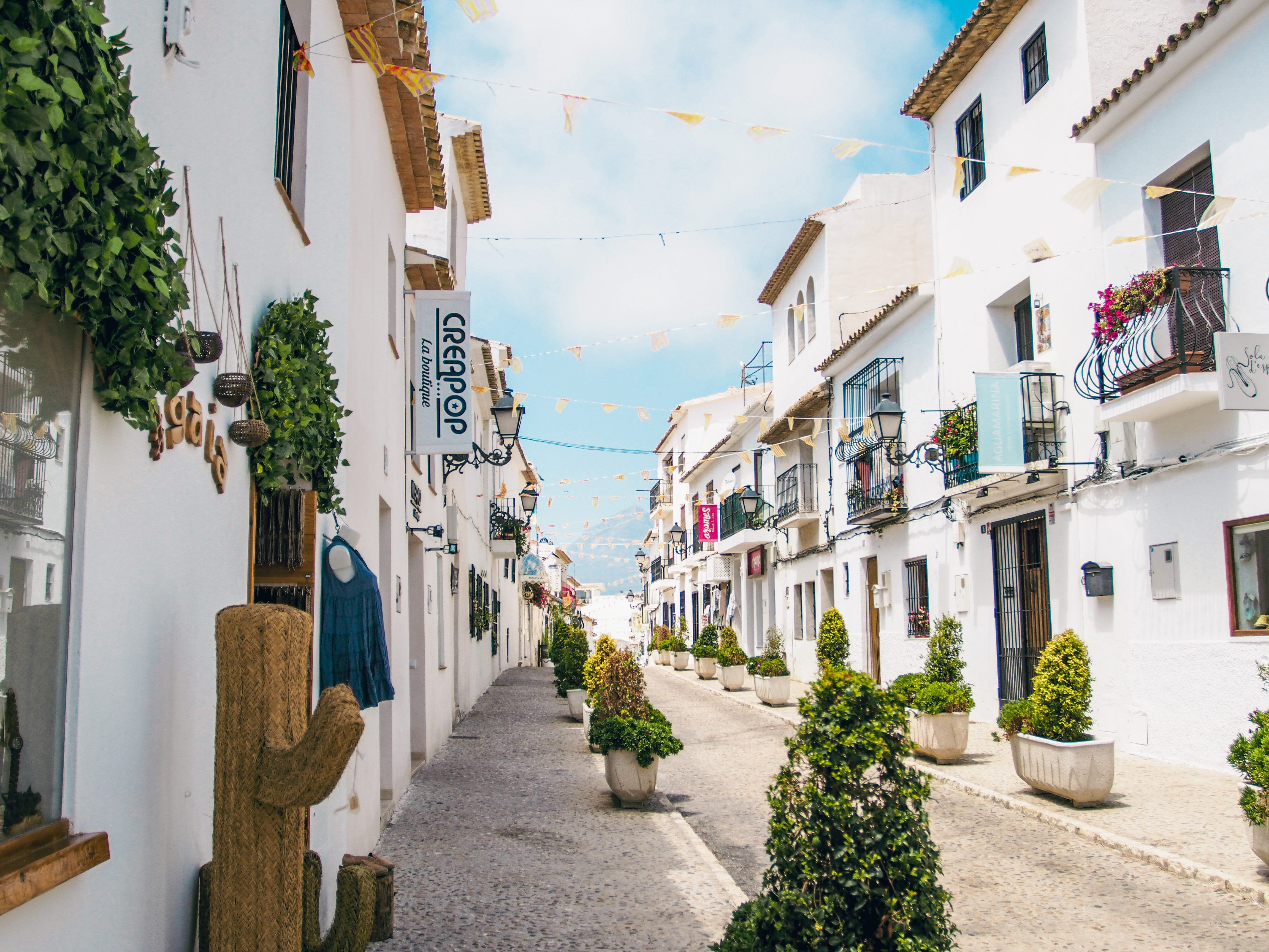 Altea: The Santorini of Spain