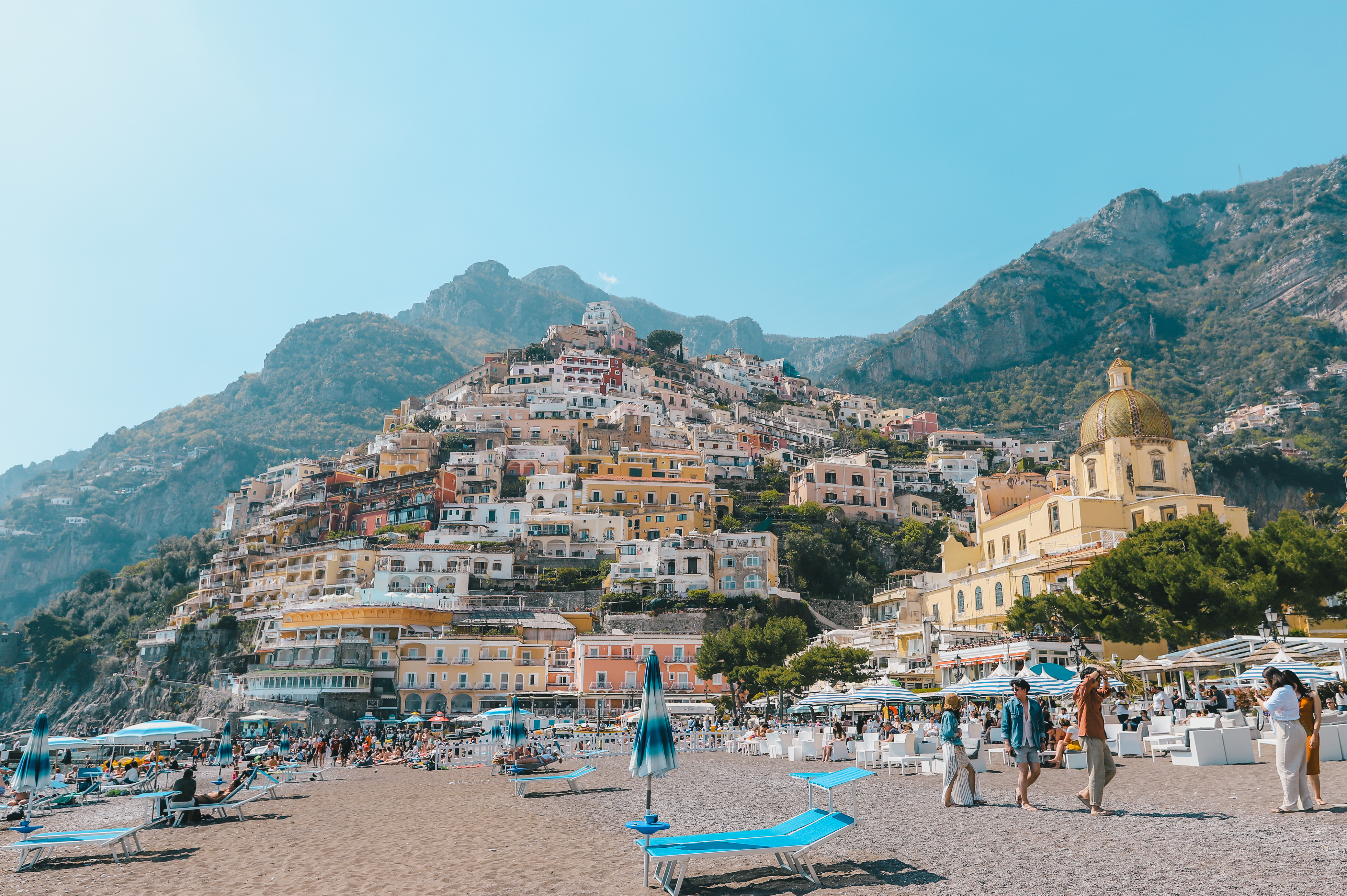How to Visit Positano on a Budget   Adventure at Work