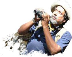 Perry the Sri Lanka birdwatching tour guide