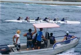 Boat Charter Vaka Eiva