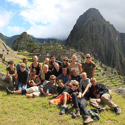Galapagos Ecuador Amp Peru Grupperejser For Unge