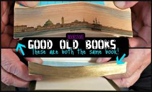 Good Old Books feature photo
