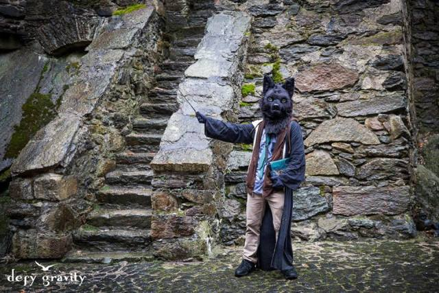 Werewolf Student College of Wizardry Review Real Life Hogwarts Czocha Castle Poland Harry Potter LARP