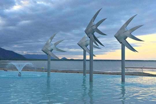 Cairns Esplanade Cairns best beaches Queensland
