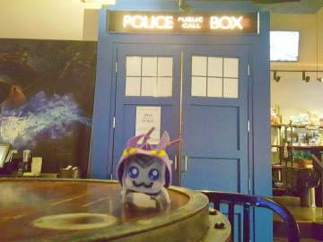 Atlanta Tardis Bar Doctor Who Cafes Battle and Brew