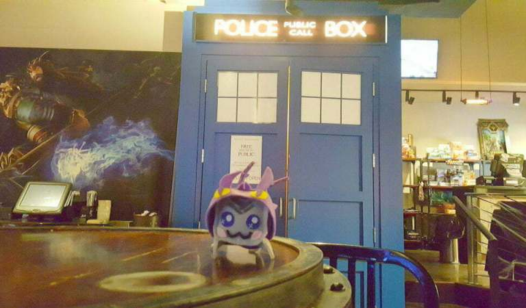 Atlanta Has a Tardis Bar Where Doctor Who Fans Can Battle and Brew