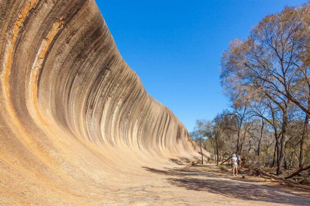 Волна рок Хайден-самые красивые места в Австралии фотографии