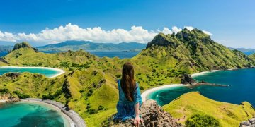Beautiful Places to Visit in Indonesia Photography Padar Island Komodo National Park
