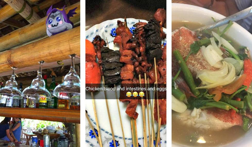 Boracay Restaurants Markets Food