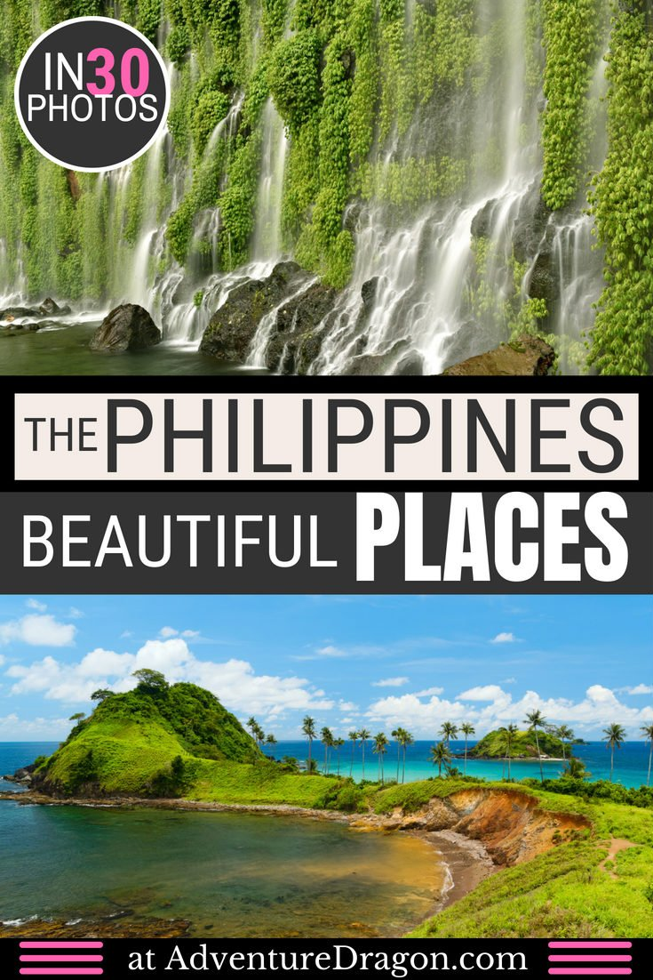 Most Beautiful Places in the Philippines