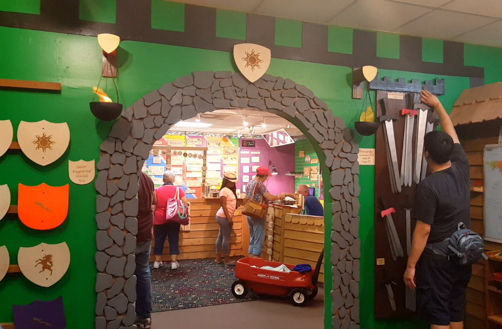 Tim's Wooden Toys - Things to Do in Helen GA Attractions