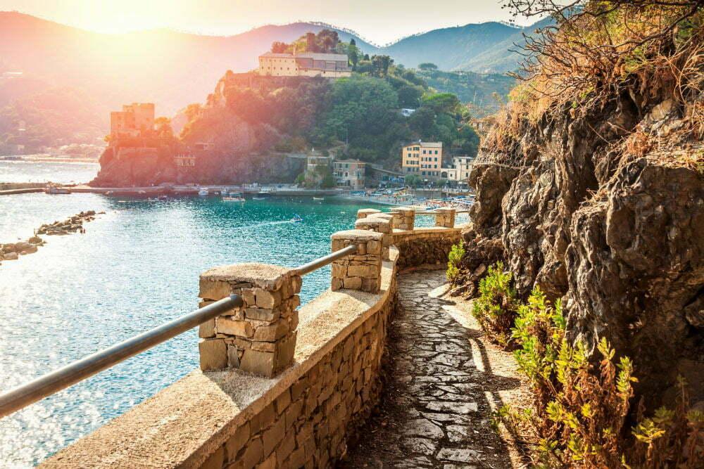 Vernazza to Monterosso Coastal Walk Hike in Cinque Terre