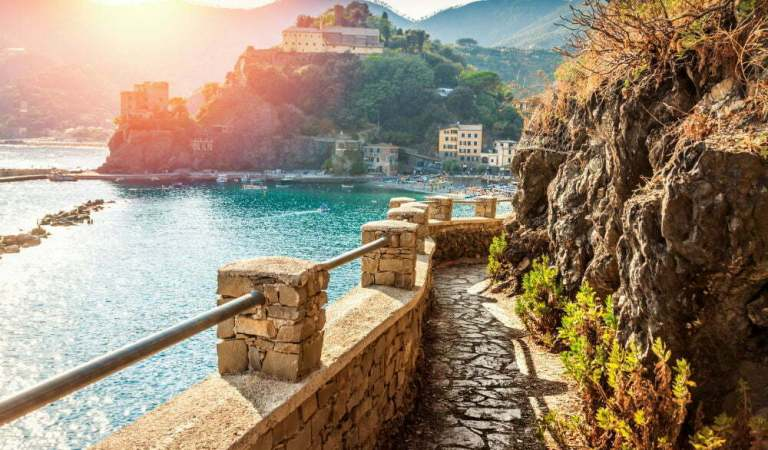 Cinque Terre Hiking Map & Guide – the Best Coastal Trails & Hikes to Walk in Cinque Terre