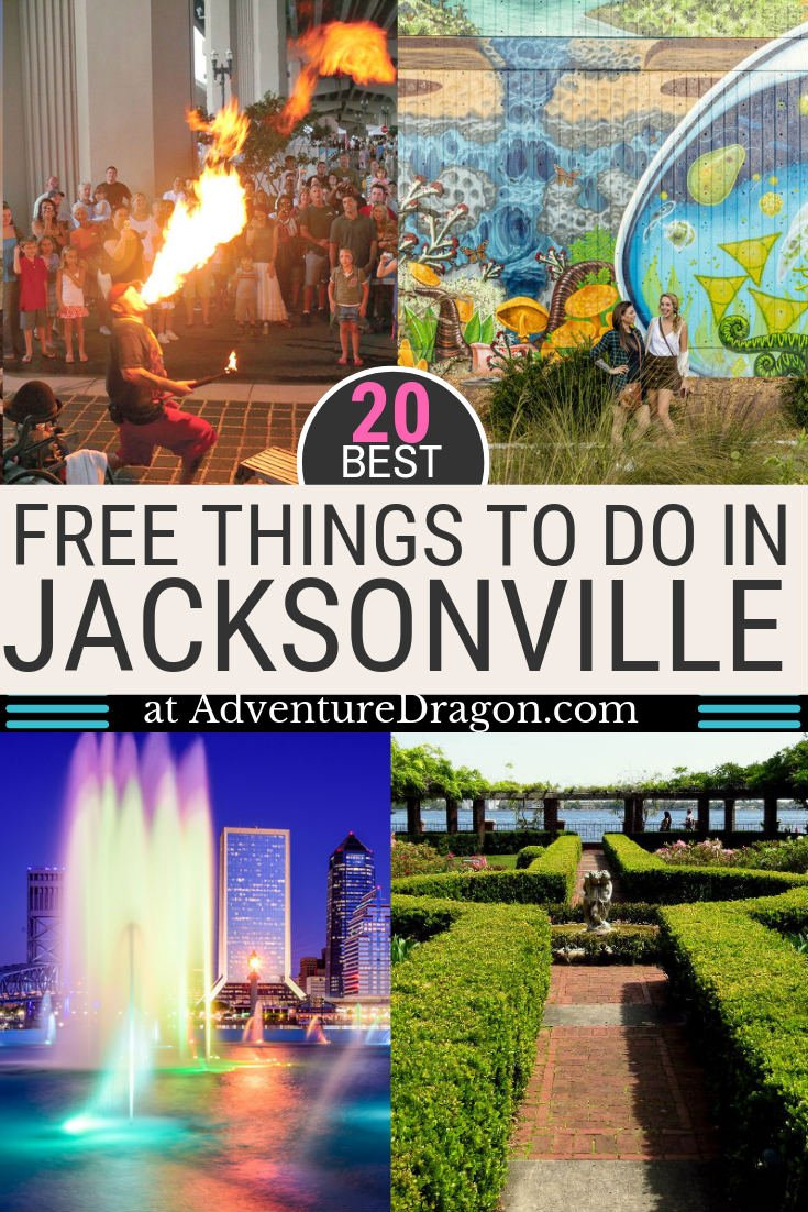 20 Best Free Things to Do in Jacksonville FL