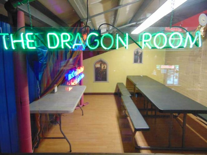 Dragon Party Room