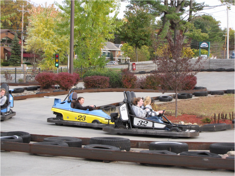 Outdoor Go Karts In Lake George Experience The Thrill Of Go Kart