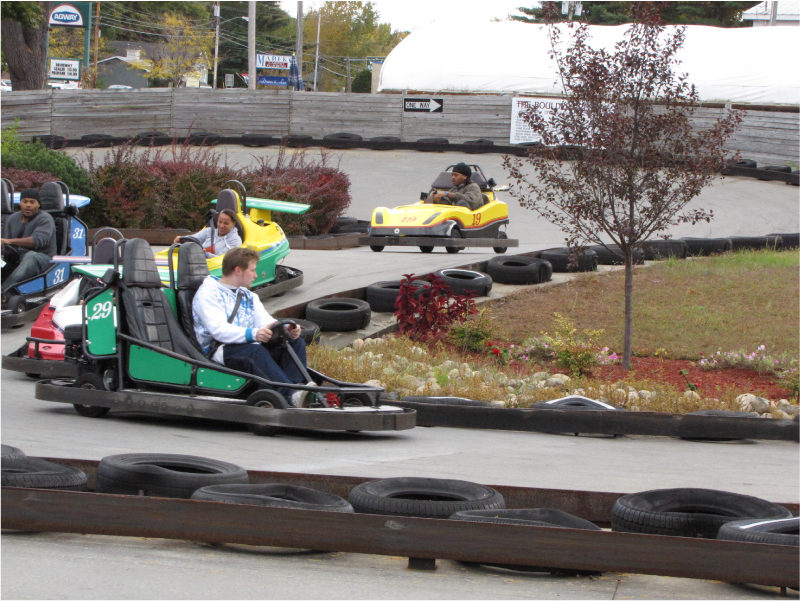 Outdoor Go Karts in Lake George - Experience the Thrill of Go Kart