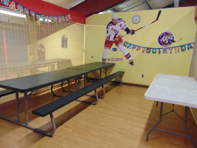 Sports Party Room