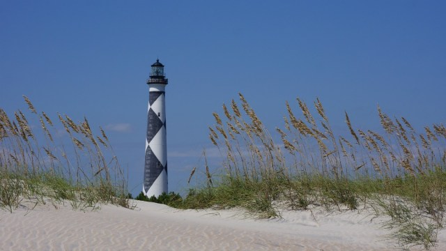 Cape Lookout National Seashore, Outer Banks, North Carolina