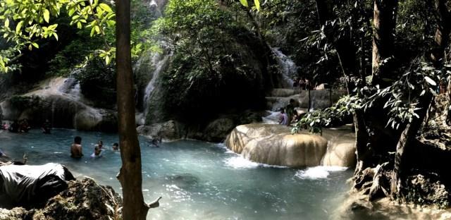 Phu Pha Erawan waterfall, Erawan National Park, Thailand