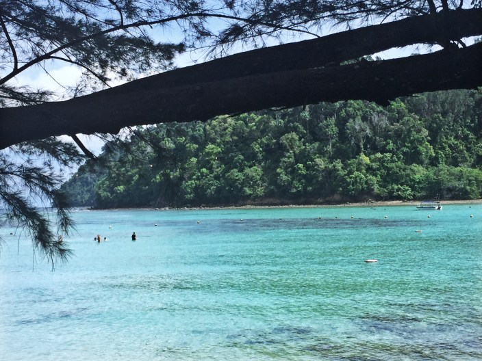 Beautiful Sapi Island