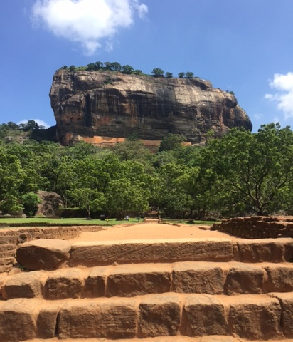 Sri Lanka, Sigiriya - Lion's Rock