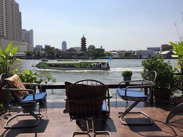 Loy La Long - Bangkok River Hotel