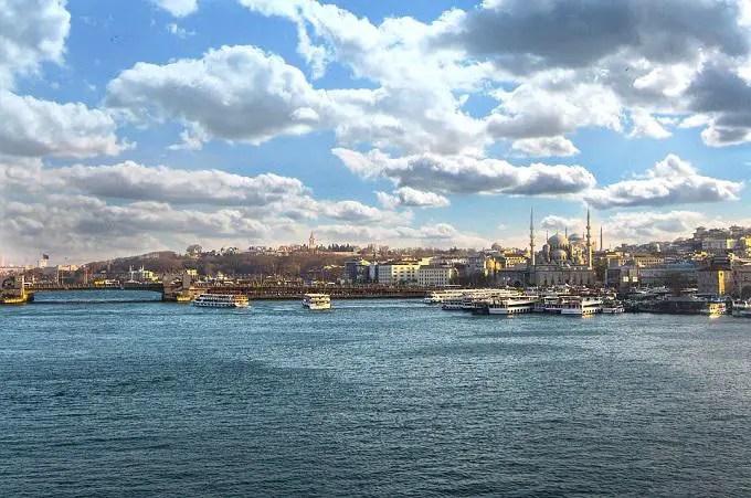 Istanbul Cruise, Summer