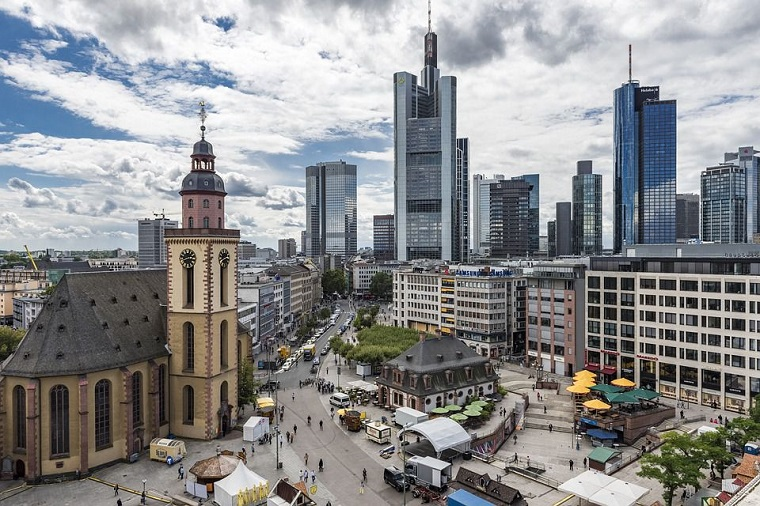 frankfurt germany city guide