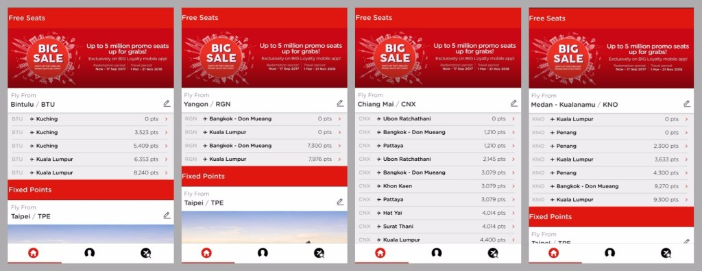 Air Asia Free Flight Promotion