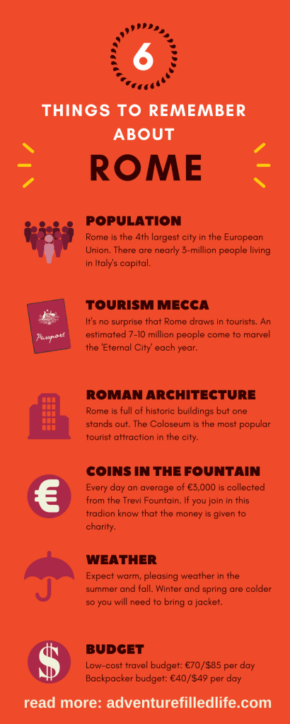 visit rome italy guide and tips