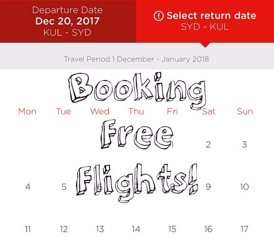 Travel for free in Asia