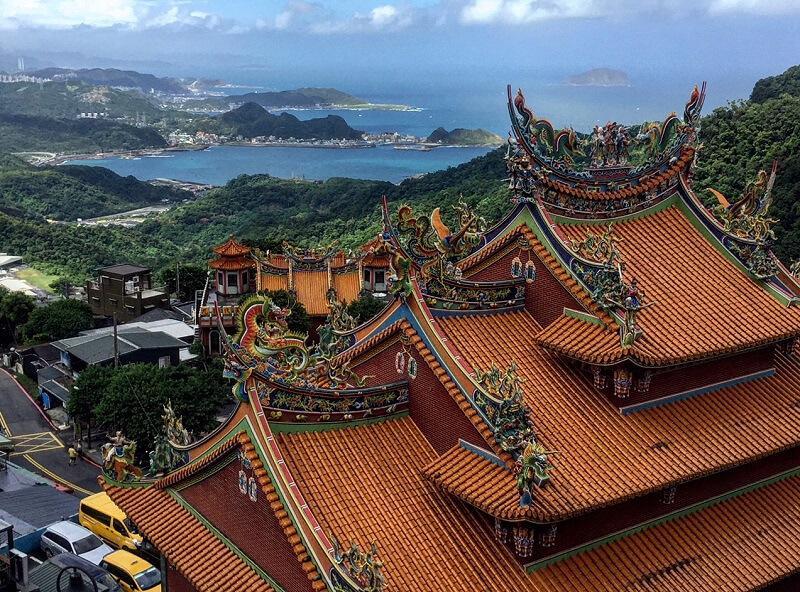 Visit Jiufen Old Street Taiwan