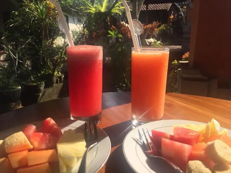 Sedana Jaya Ubud Breakfast