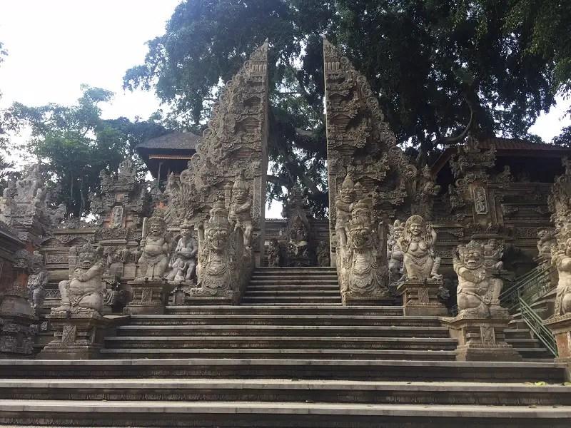 Ubud, Bali Temples