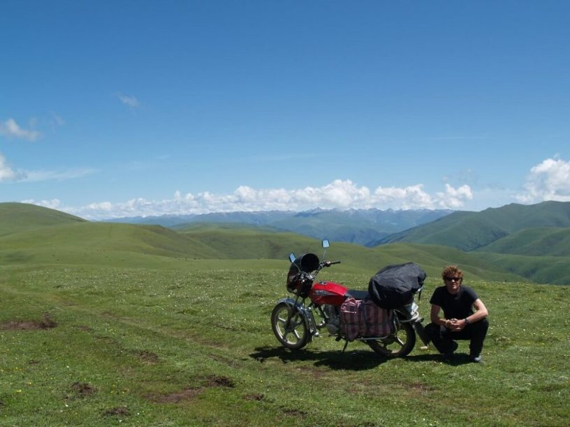 Motorcycle in China guide