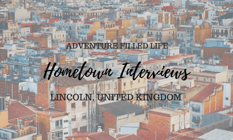 Hometown Interview with travel bloggers