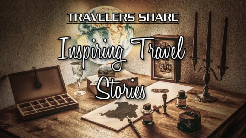 Inspiring travel blogger stories