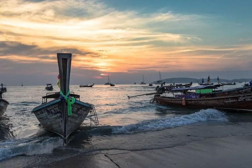 Krabi Thailand Itinerary