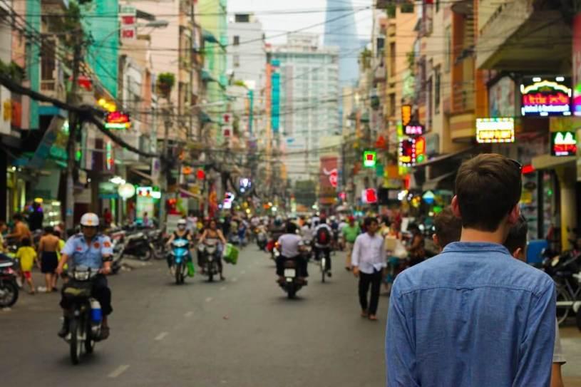 Bangkok Thailand 30-day trip