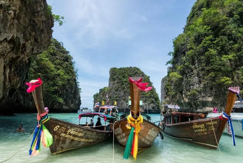 visit phi phi island