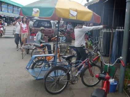 Aranyaprathet-Border-Market