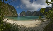 Panorama - Maya Bay - The Beach