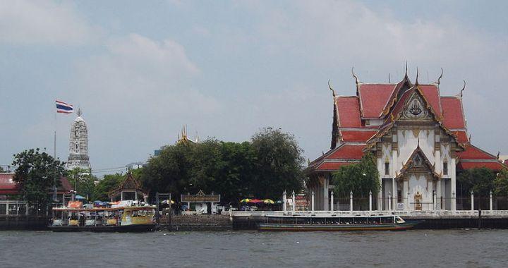 Wat Rakhang- Bangkok
