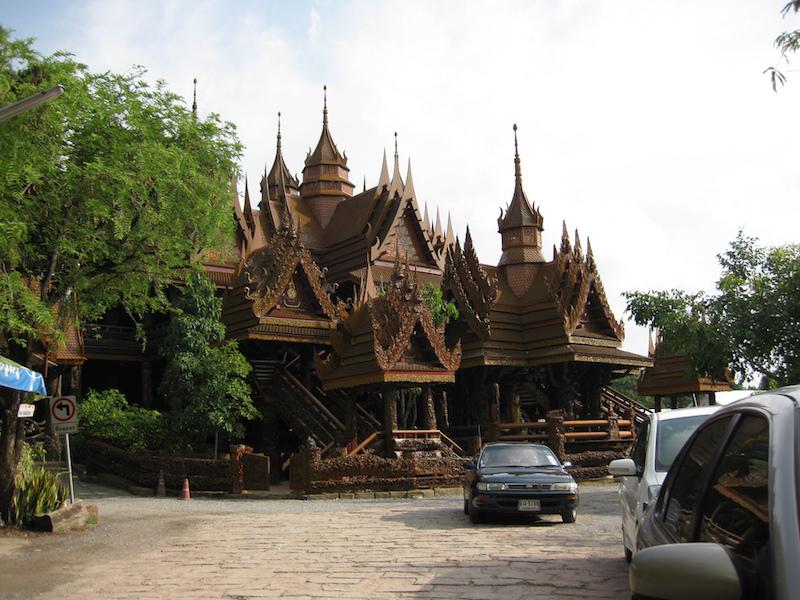 Wat-Sanghathan-Nonthaburi